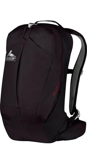 Gregory Miwok Backpack 12L Storm Black